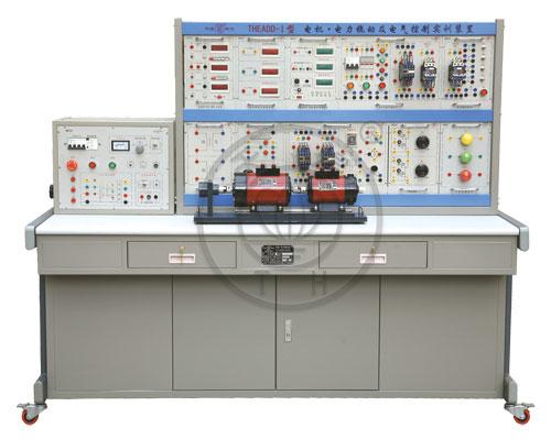 直流无刷电机及驱动器在教学装备中的应用