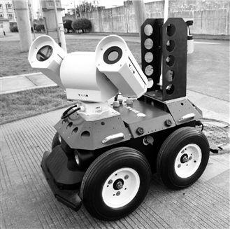伺服驱动系统在智能巡检机器人领域的应用