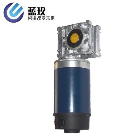 河南涡轮蜗杆减速电机30W-1000W