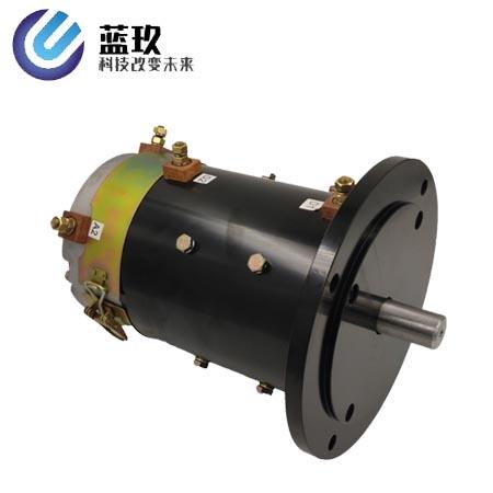 河南低压大功率直流串励牵引电机