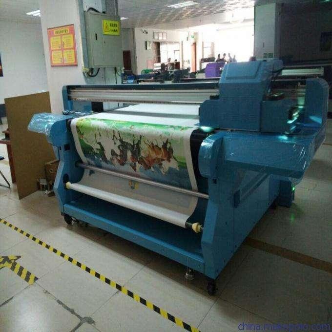 直流电机及控制器在印刷设备的应用